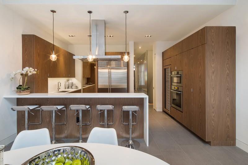 cocina #abierta #diseño #elegante #tms #reformas | #Cocinas ...