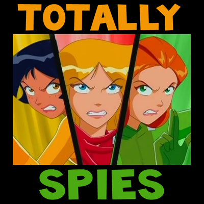 drawn sex totally spies