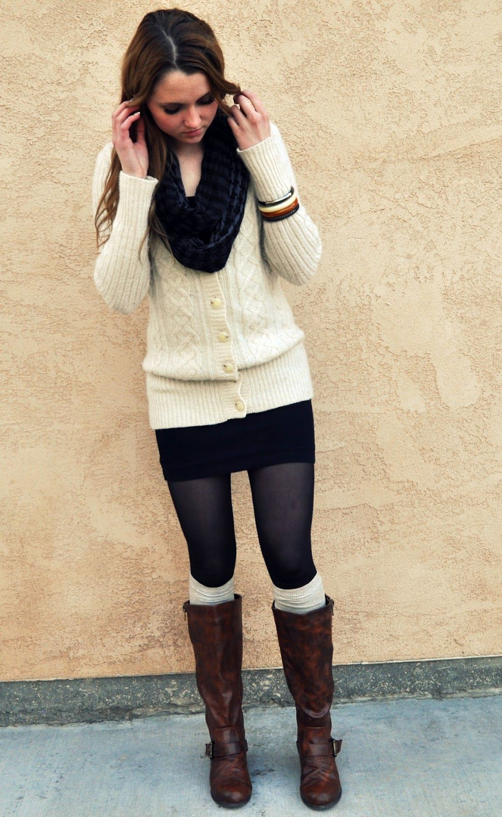 d33bfd8b4 I love this! Chunky sweater