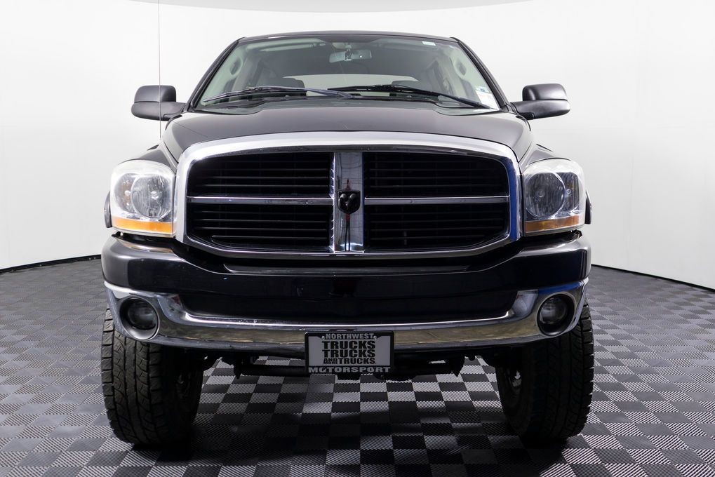 Ram For Sale >> Used Lifted 2006 Dodge Ram 1500 Slt 4x4 Truck For Sale