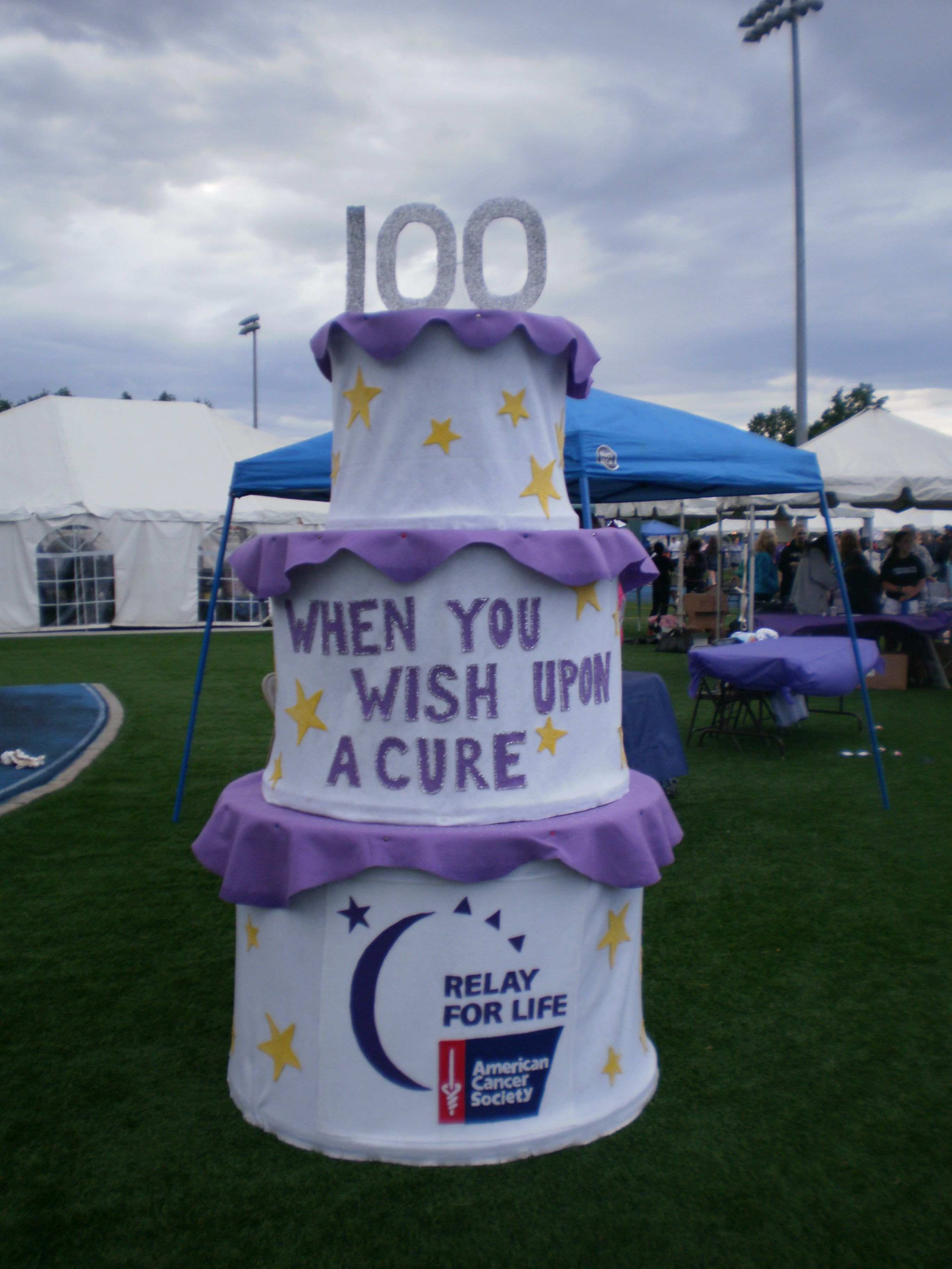 Decoratingspecial Com: Booth Decorating Ideas For Relay Life