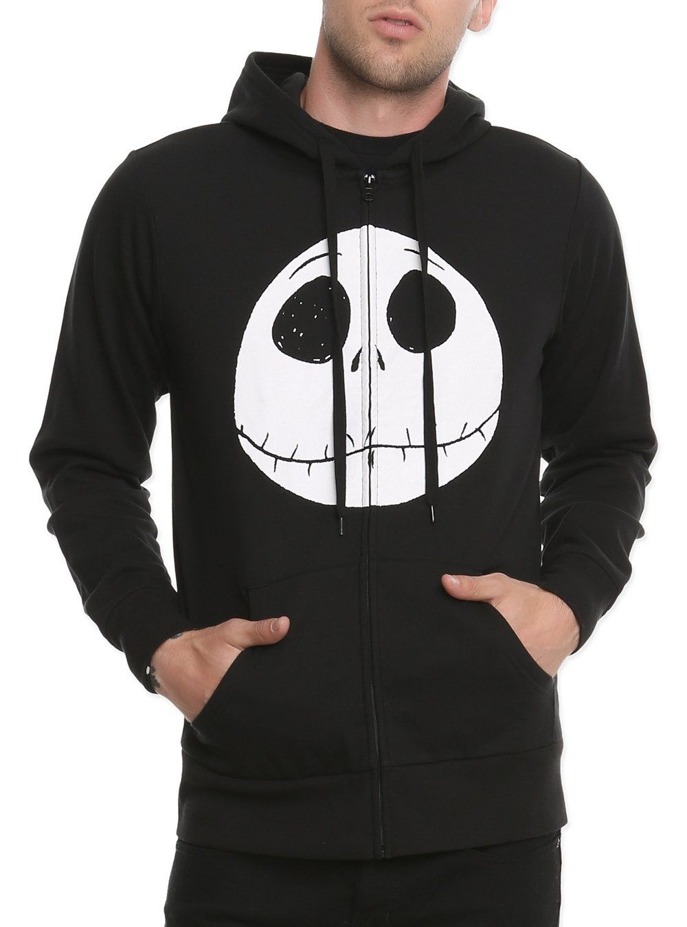 The Nightmare Before Christmas Jack Hoodie: halloween | Nightmare ...