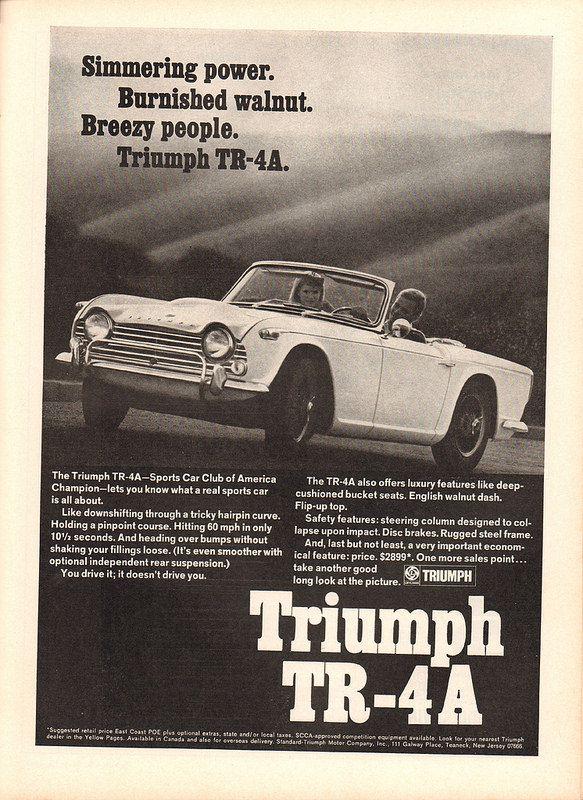 1967 triumph tr