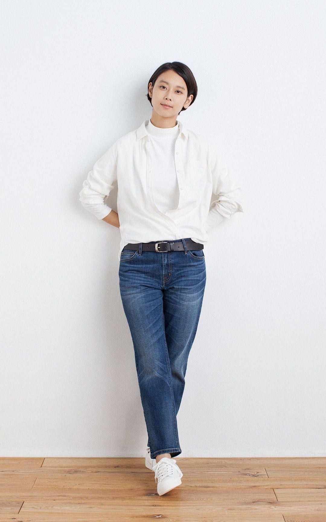 finest fabrics new style of 2019 clients first MUJI | OGC FLANNEL SHIRT | OGC STRETCH HIGH NECK T SHIRT ...