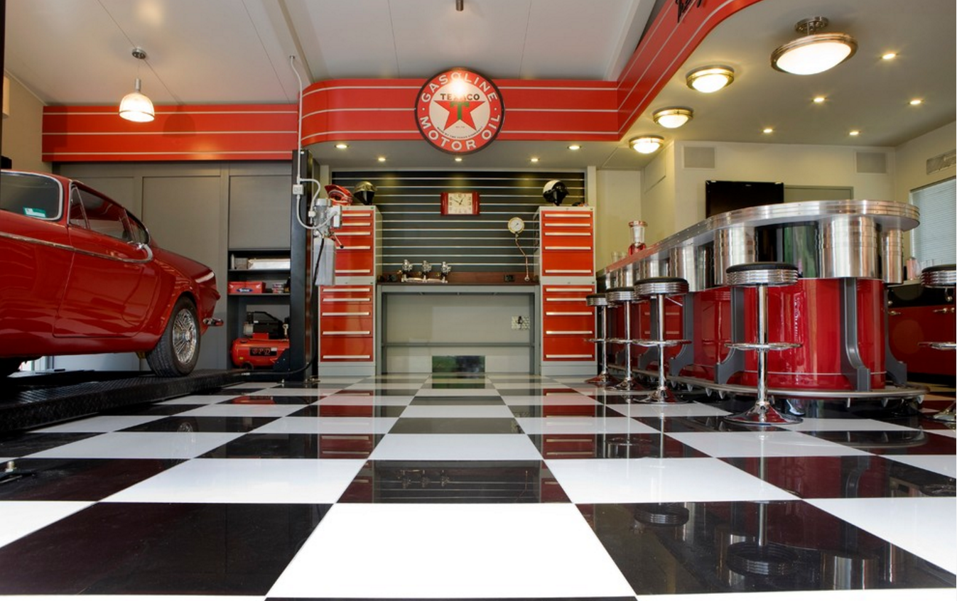 Outstanding Color Ideas To Make Your Garage Exceptional Garage
