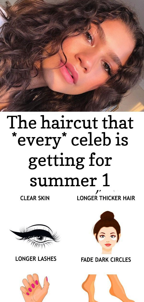 The haircut that *every* celeb is getting for summer 1 #passiontwistshairstylelong