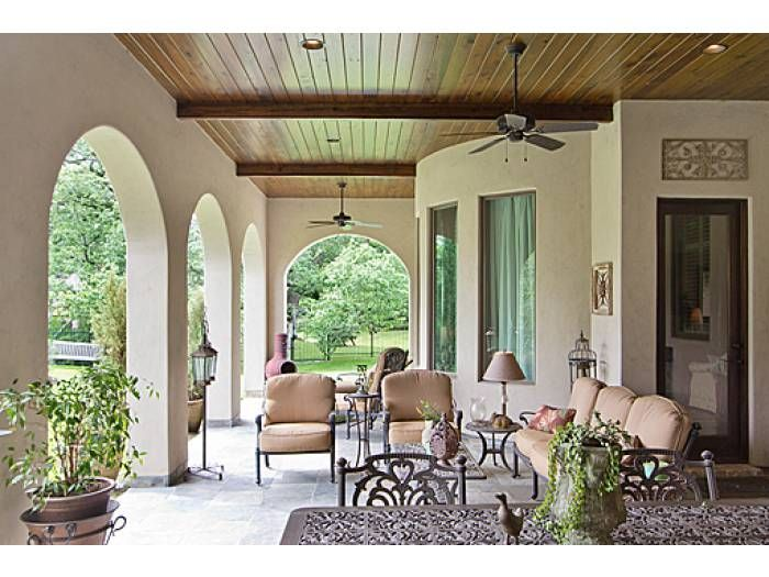 Spacious Outdoor Living in the Country Club of LA Baton Rouge