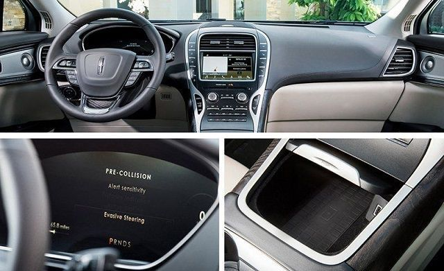2019 Lincoln Nautilus Suv Interior Best Suvs Pinterest Concept