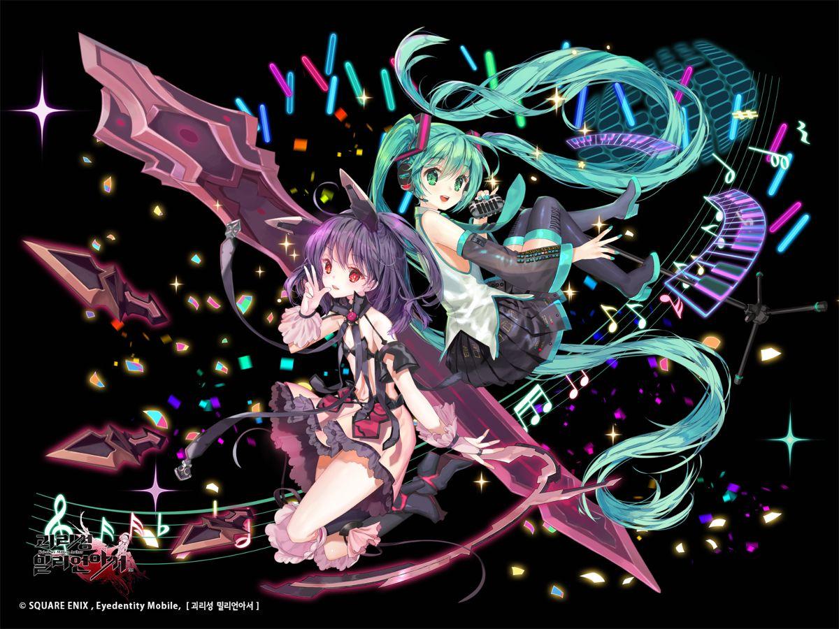 Hatsune Miku VOCALOID Anime Manga Wallscroll Poster Kunstdrucke Bider Drucke