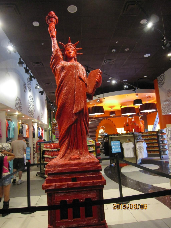 Hershey's Chocolate World (Las Vegas, NV): Hours, Address ...