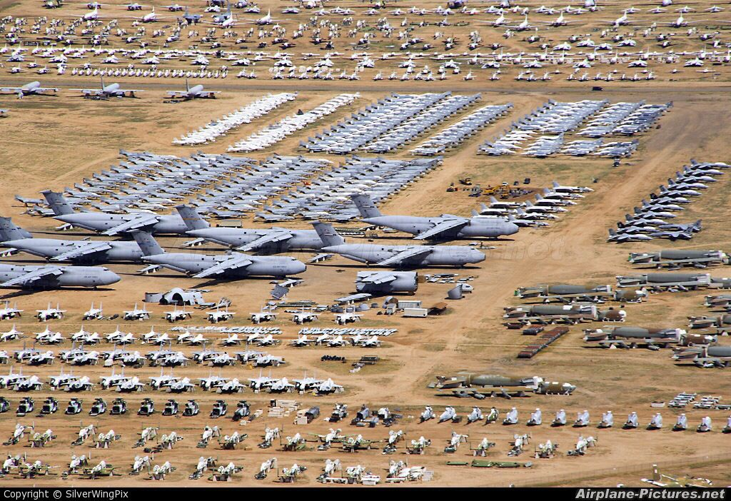 Arizona Air Force Base >> Davis Monthan Air Force Base Tucson Az Usa Air Force