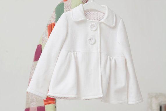 White Coat For Girls