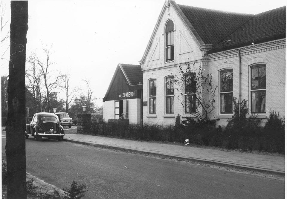 De Zonnehof, voormalig armenhuis Sappemeer
