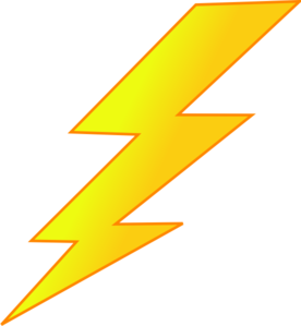 lightinging strike lightning bolt clip art vector clip art rh pinterest ca
