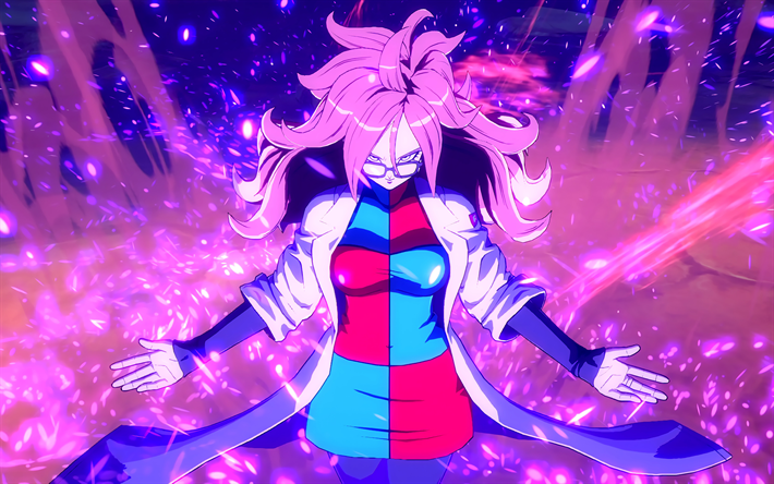 Download wallpapers android 21 4k art dragon ball - Free dragonfly wallpaper for android ...