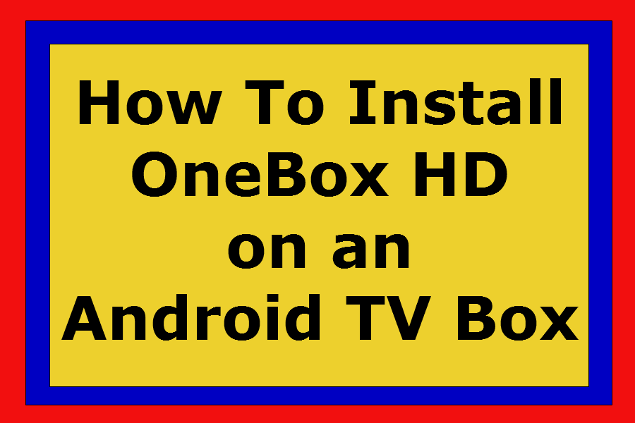apps to watch movies on android tv