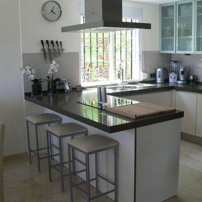 Como renovar la cocina 3 home pinterest cozinha for Renovar cocina pequena