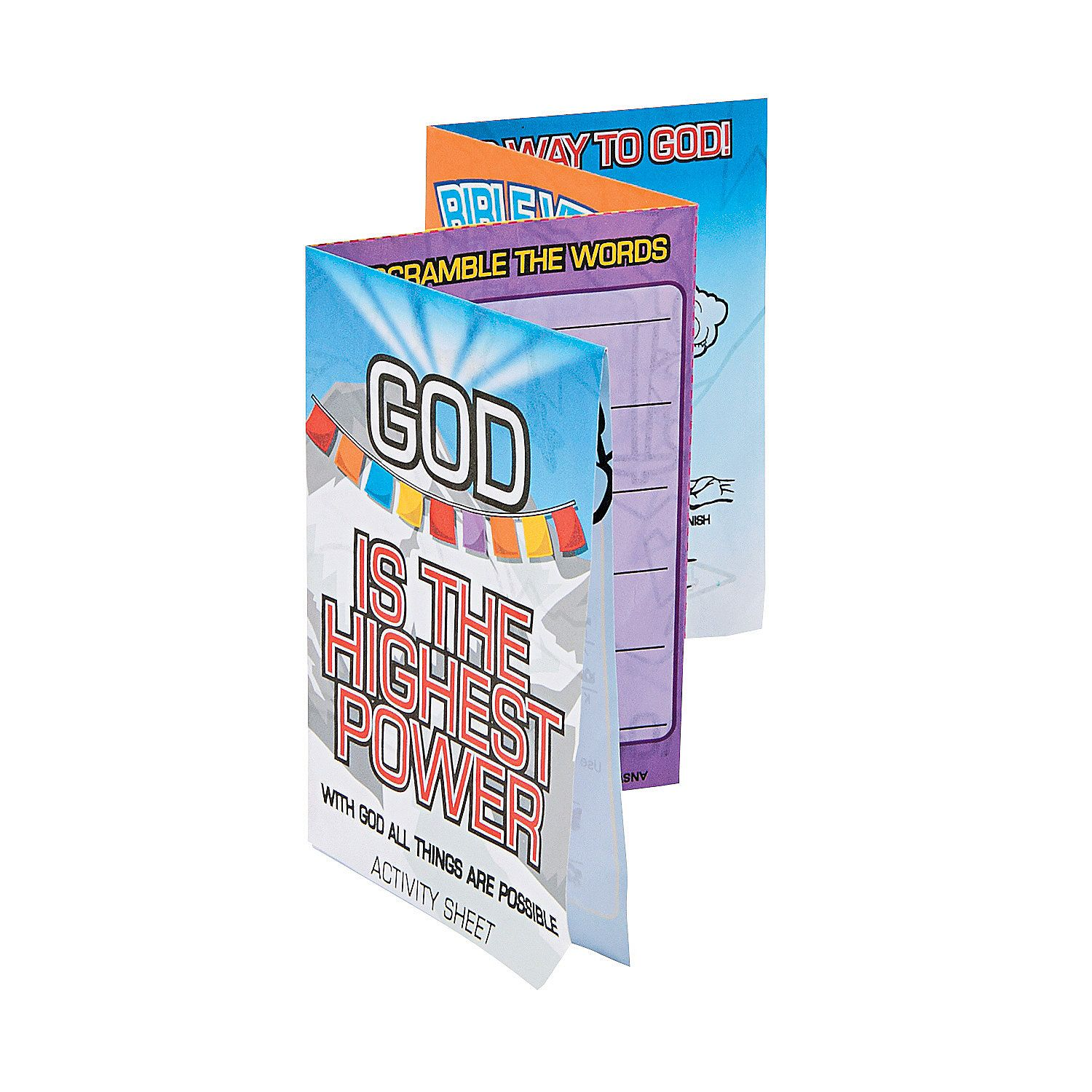 The Highest Power Vbs Theme Vacation Bible School