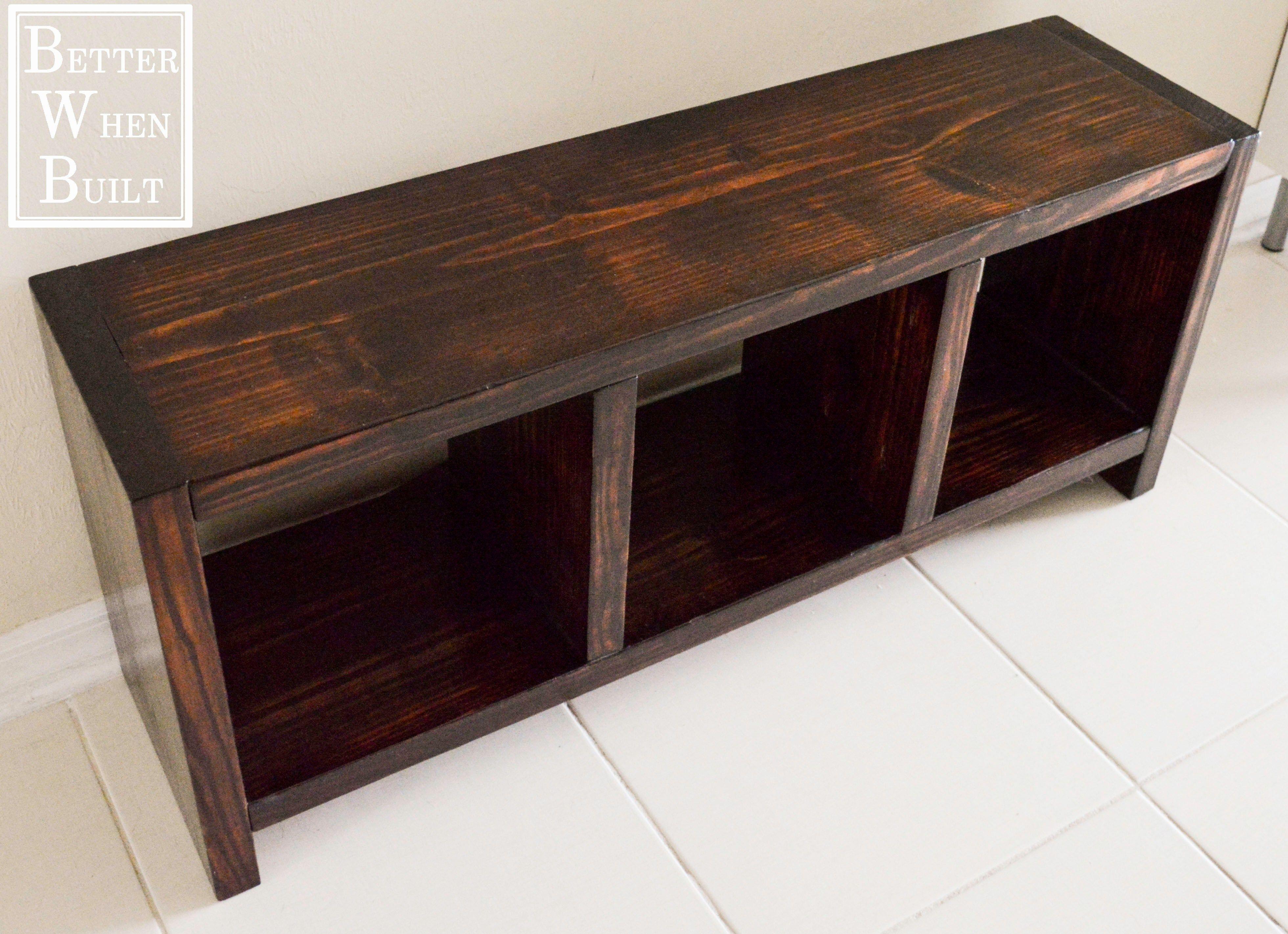 Diy Foyer Furniture : Diy entryway bench furniture storage pinterest