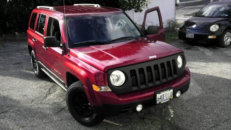 Jeep Patriot Plasti Dip Google Search Jeep Patriot Jeep Jeepster