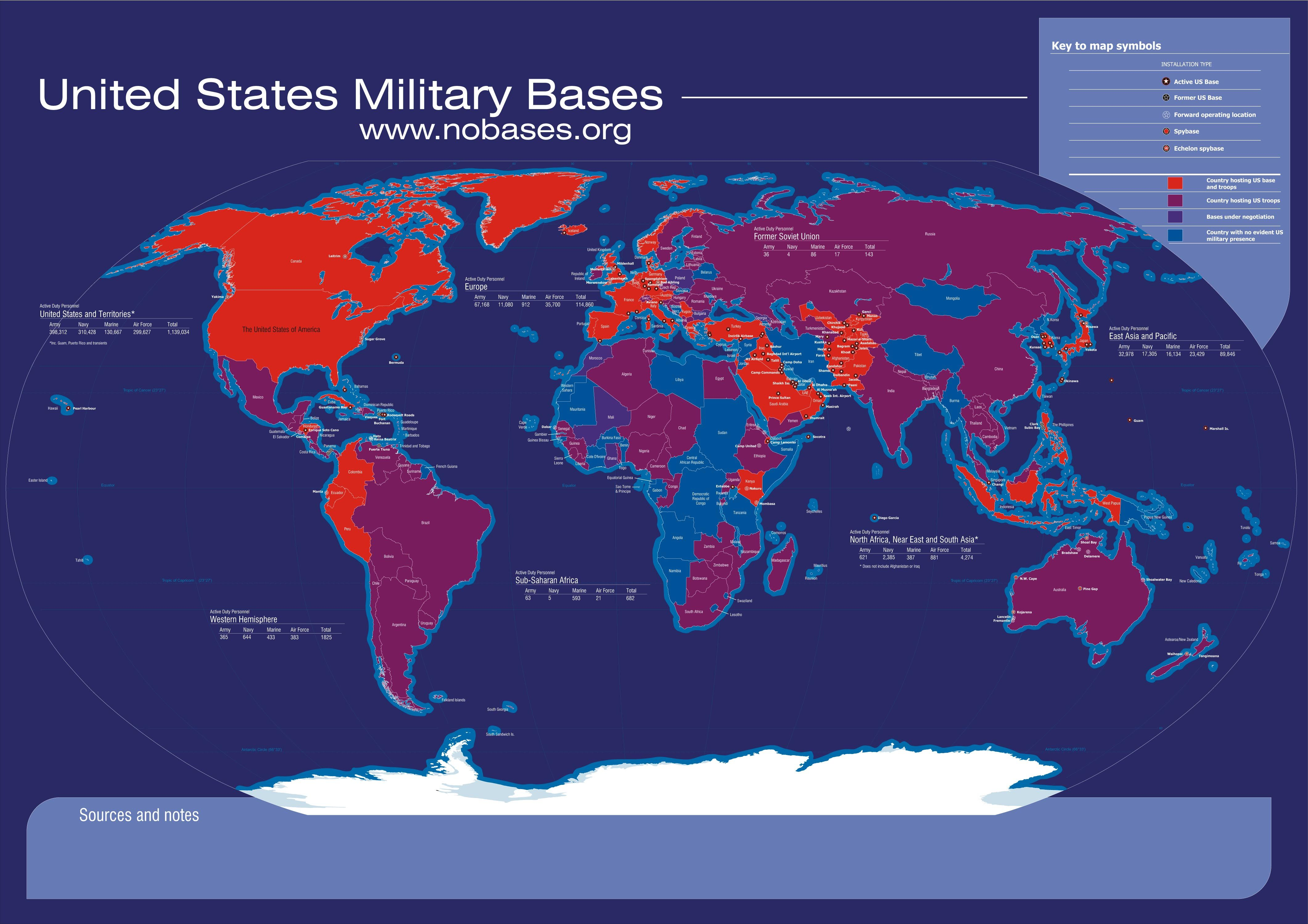 Known Us Military Bases Map on army bases map, russian military bases map, kuwait bases map, canadian military bases map, eucom aor map, russian air bases map, navy bases map, military installations map, us house of representatives map, military world map, us tunnels map, american military bases map, nuclear weapons map, nato bases map, u.s. army forts map, military bases iraq map, military bases usa map, cold war europe map, military bases in florida on a map, air force bases map,