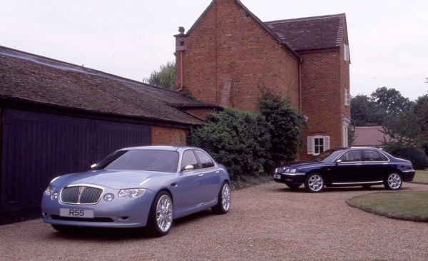 rover 55 the fascinating front wheel drive saloon that never was classic cars jaguar british cars pinterest