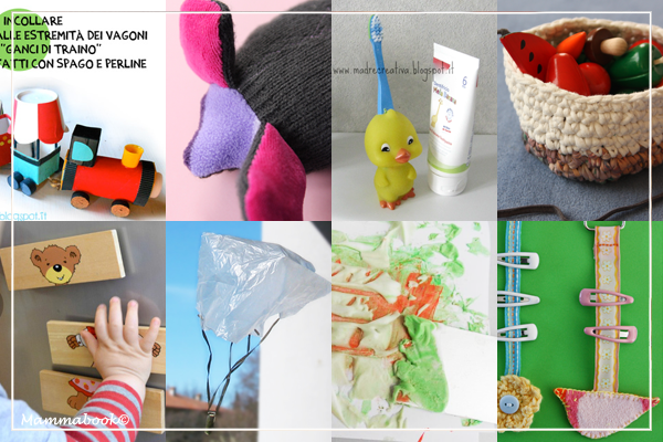 Riciclo creativo per Bambini 2013 - Creative Recycling for Kids 2013