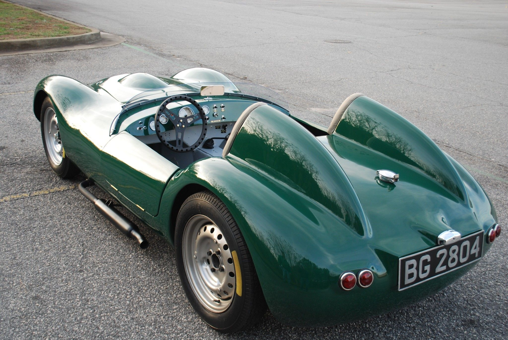 1957 Falcon MKII Competition Works Sports Racer for sale on BaT ...
