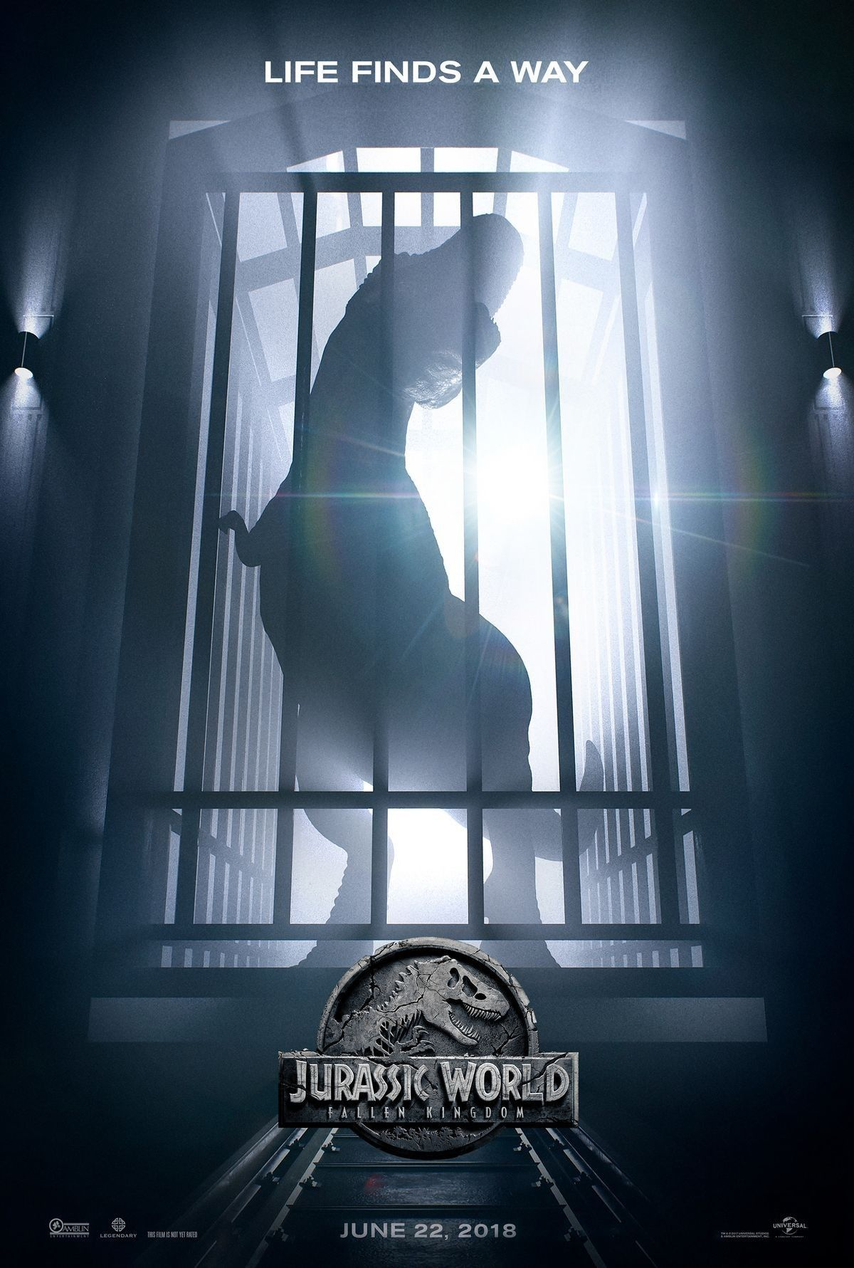 And Now The Cell Block Tango With Images Jurassic World Poster