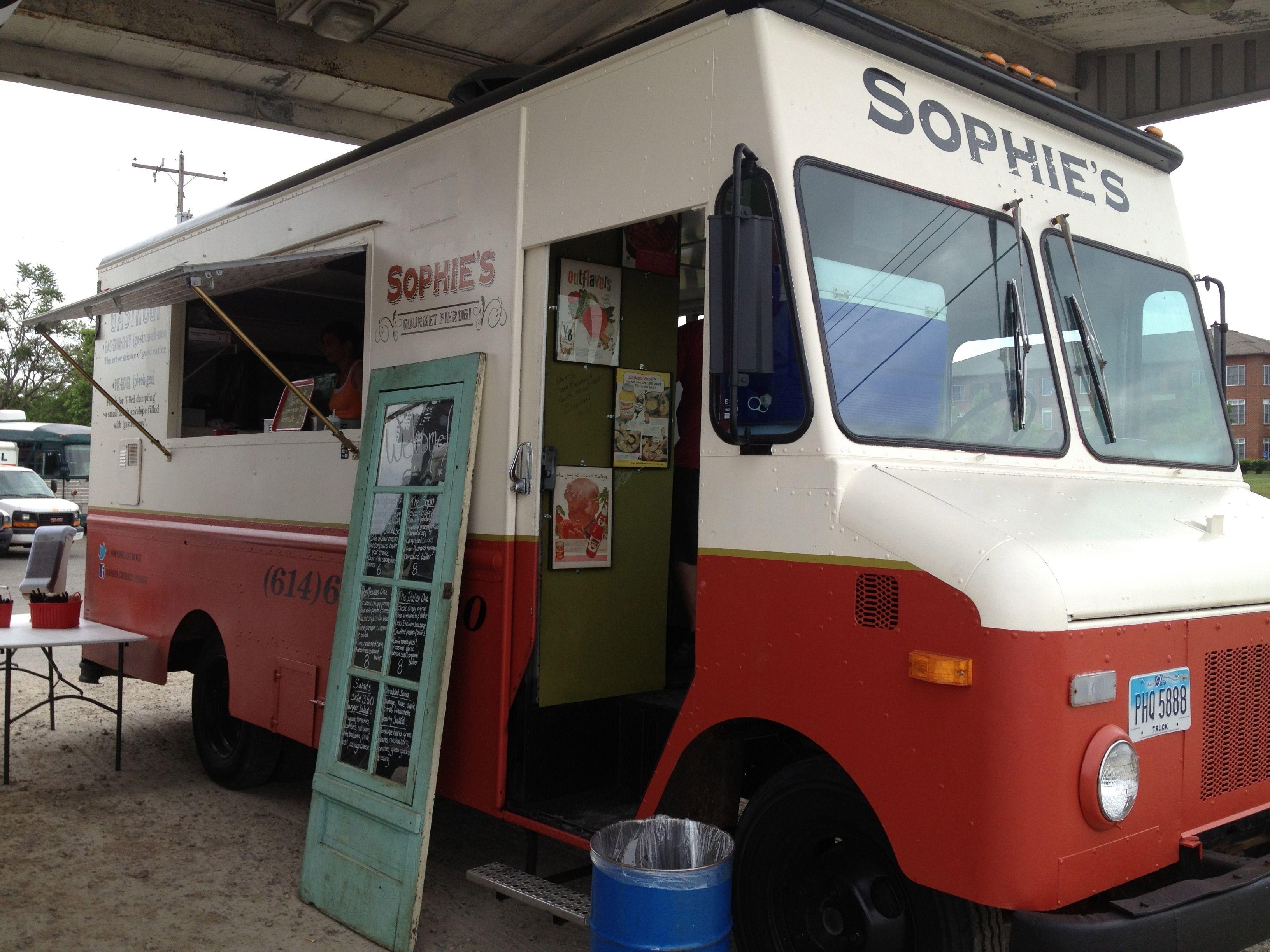 Sophie S Perogies Pierogies Columbus Food Sophie