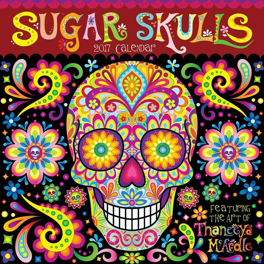 this sugar skull coloring e book contains 21 pages of day of the
