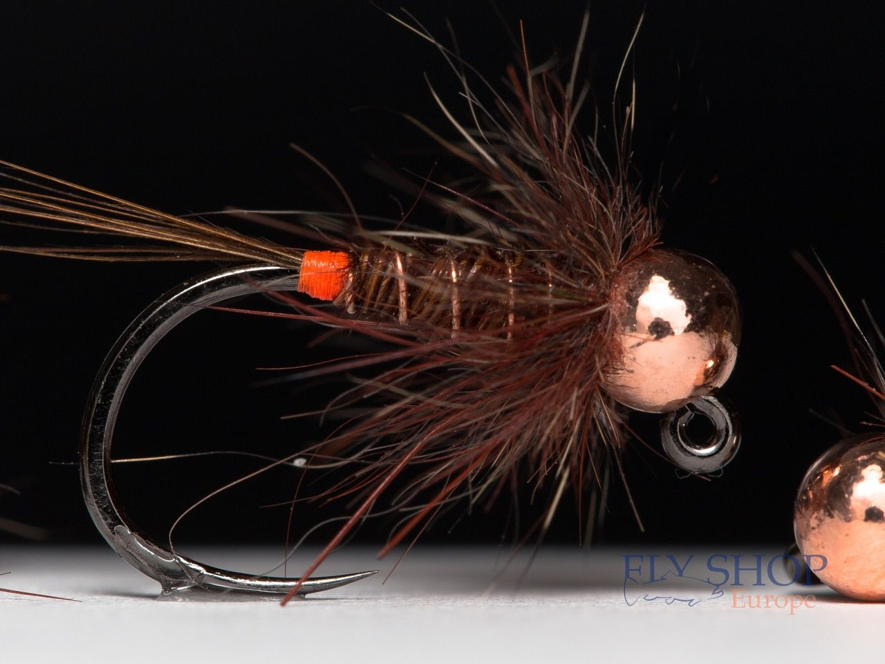 Pheasant Tail Jig Nymph Copper Special Nymph, Nymph