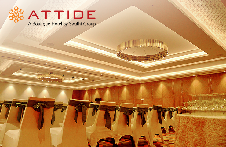 Elegant And Spacious Banquet Halls To Make Your Special Occasion Much Better Contact Attide At 080 2217717 Buffet Restaurant Restaurant Fine Dining Restaurant