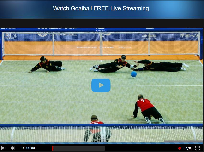 Watch Goalball Live Stream Online live>> https//watch