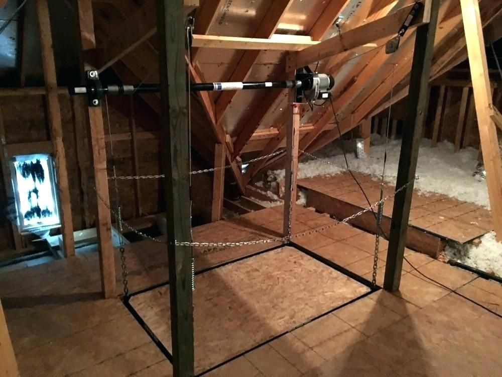 Attic Lift Attic Lift The Request A Quote Contractors Phone Number Yelp Garage Storage System Reviews Installation Attic In 2020 Attic Lift Garage Lift Garage Storage