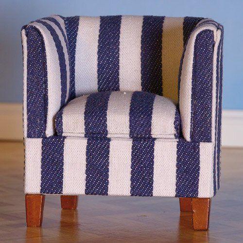 Striped Living Room Chairs | Stripe Tub Chair | A modern ...