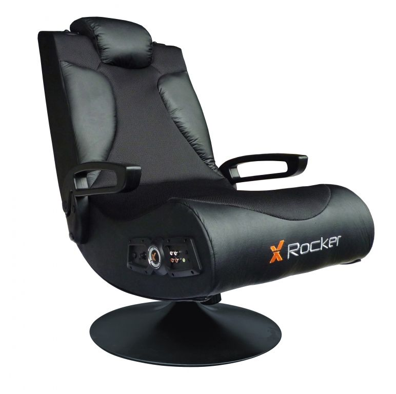 X Rocker Vision 2 1 Gaming Chairs Boys Stuff The Gadget Show