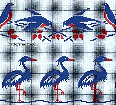 44 Collage Victorian DMC CROSS STITCH CHARTS Pattern CD | eBay!