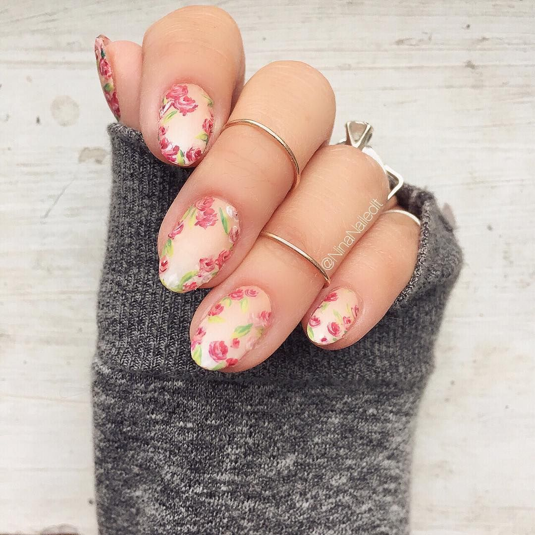 """ninanailedit """"thumbsupnails wraps in New French laid the"""