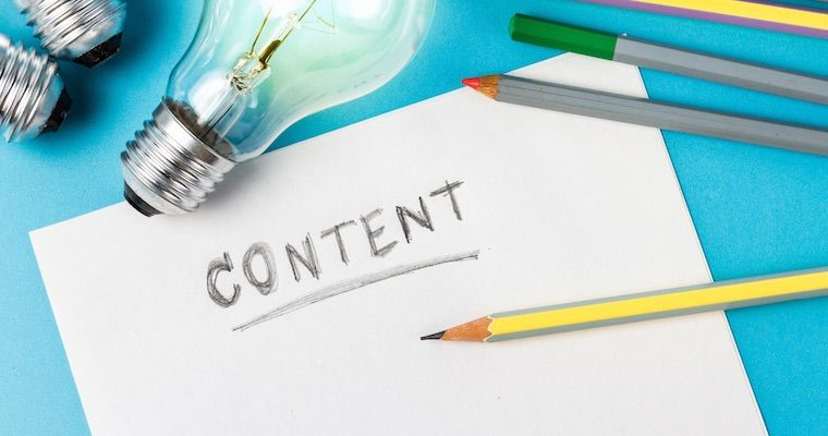 There are a lot of ways to create great content - even if you think you're a terrible writer. Here are four of them to get you started.