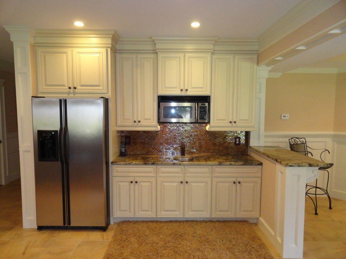 Impressive Basement Kitchens 6 Basement Kitchen Design Ideas