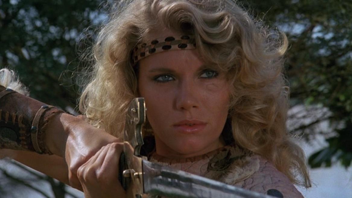 queen Lana clarkson barbarian