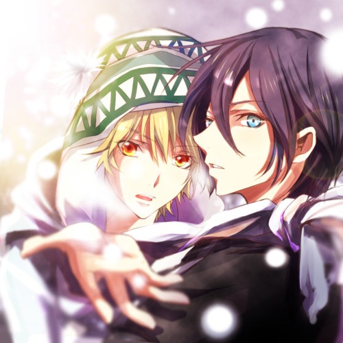 Yukine & Yato   Noragami #anime