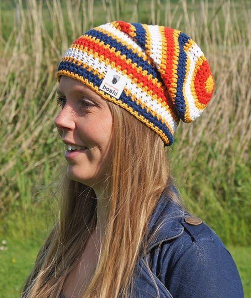 Gratis Haakpatroon Wk Muts Dames Myboshi Nr2 Haken Crochet