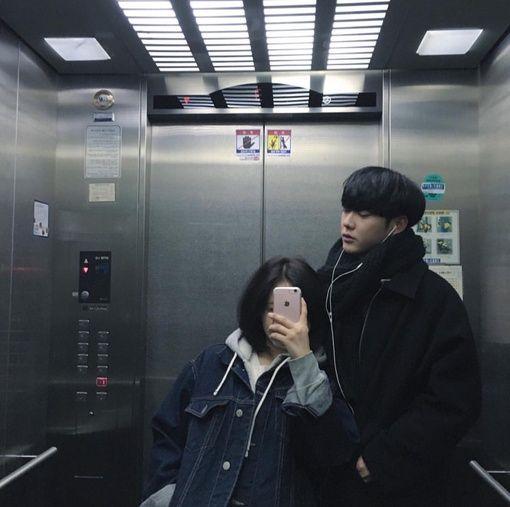 Jihotumblr Couple Cute  Ulzzang Couple, Couple -3497