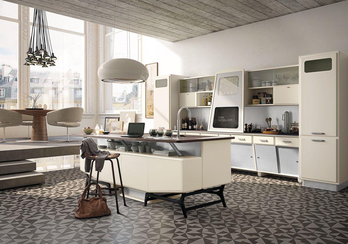 Marchi Group | Cucina Fifties Style – Saint Louis | ks design ...