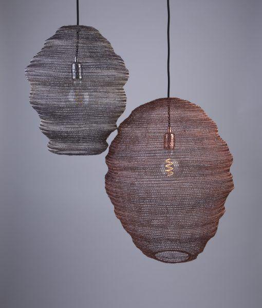 Metal Mesh Pendant Lights