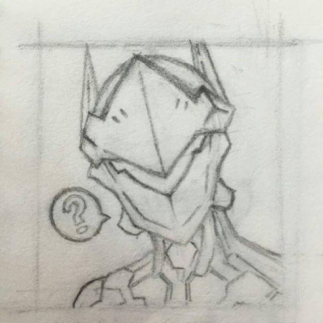 how to draw overwatch genji
