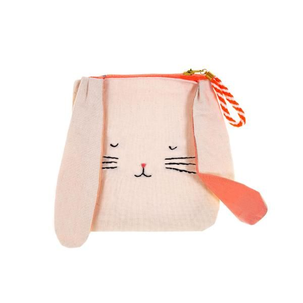 Rabbit Cotton Backpack Meri Meri F2OIPl1