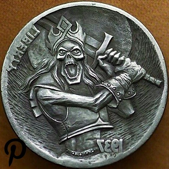 Details about Hobo nickel hand carved in 2019 Details about Hobo nickel hand carved in 2019